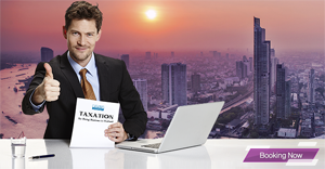 Taxation for Doing Business in Thailand (English Language)